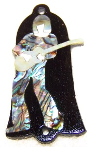 Gibson Jeff Beck Truss Rod Cover