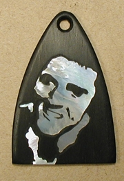 PRS Elvis Truss Rod Cover