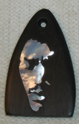 PRS Jimi Hendrix Truss Rod Cover